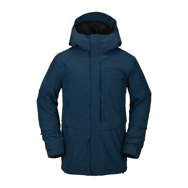 TDS INF GORE TEX JACKET BLUE