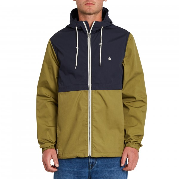 HOWARD HOODED NAVY