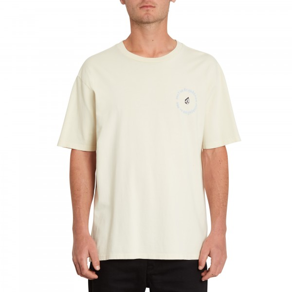 OZZY WRONG SS TEE OFF WHITE