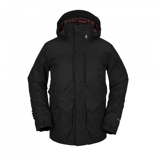 ANDERS 2L TDS JACKET BLK